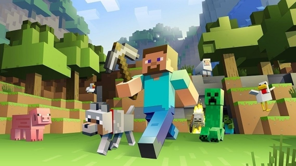 Minecraft tạo ra một sân chơi online vô cùng kỳ thú và hấp dẫn.