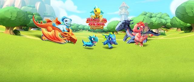 Thông tin về game dragon mania legends