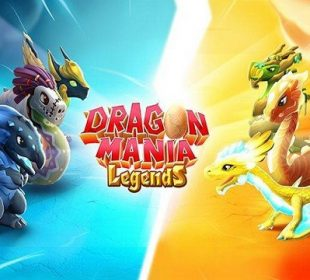 Mô tả chi tiết game dragon mania legends