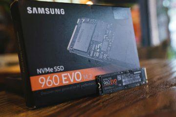 SSD Samsung 960 EVO 1TB