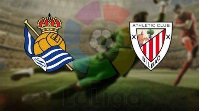 Sociedad vs Ath Bilbao có màn đụng độ trên sân Anoeta