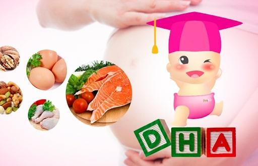 Trẻ cần bổ sung DHA với liều lượng bao nhiêu?